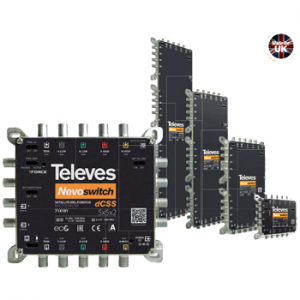 Televes DCSS Multiswitch